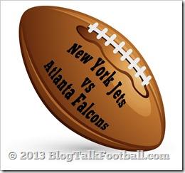 New York Jets vs Atlanta Falcons